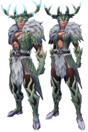 Koshai Armor Set | Dauntless Wiki